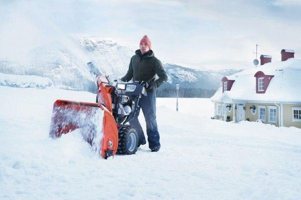 Снегоуборщики в Санкт-Петербурге :: продажа